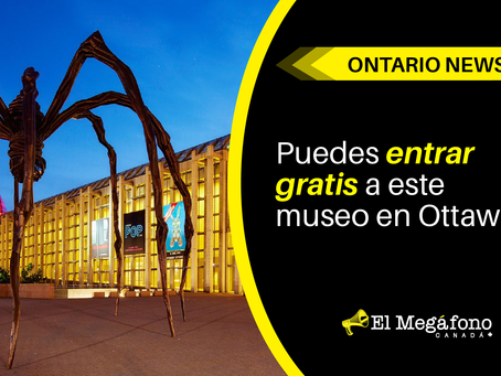 Puedes entrar gratis a este museo en Ottawa