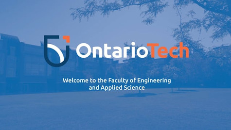 Ontario Tech - Engineering Dept.