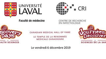 Les Journées découverte en sciences de la santé 2019 de la Faculté de médecine de l'Université L
