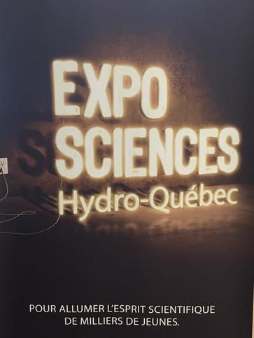 Finale régionale Expo-sciences Hydro-Québec
