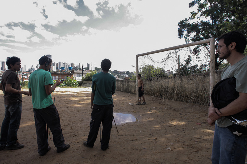 oficinas de formação Olhares do Paraíso, Paraisópolis - SP