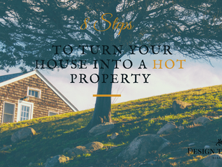 8 Steps to Turn Your House into a Hot Property