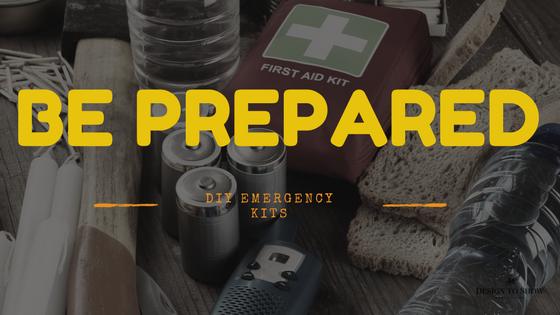 DIY Emergency Kits