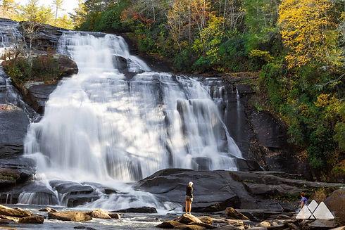 dupont three-waterfalls-hike-triple-high