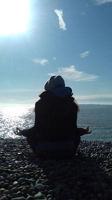 méditation Baie de Somme Tiphaine Colson