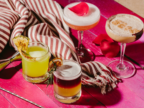 Cocktails that Tell Tales
