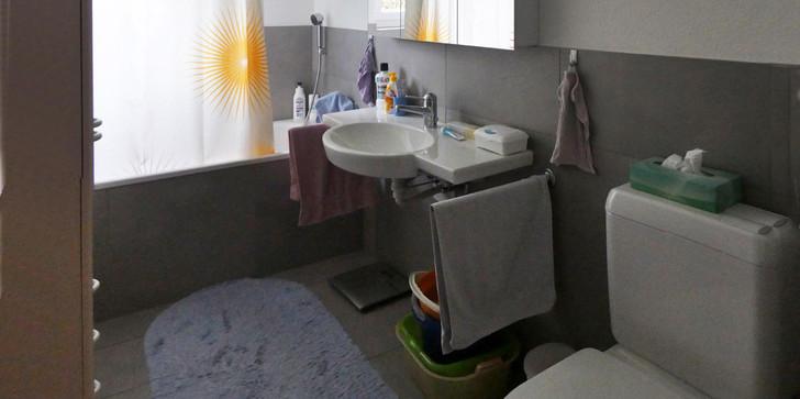 Badezimmer Bad/WC