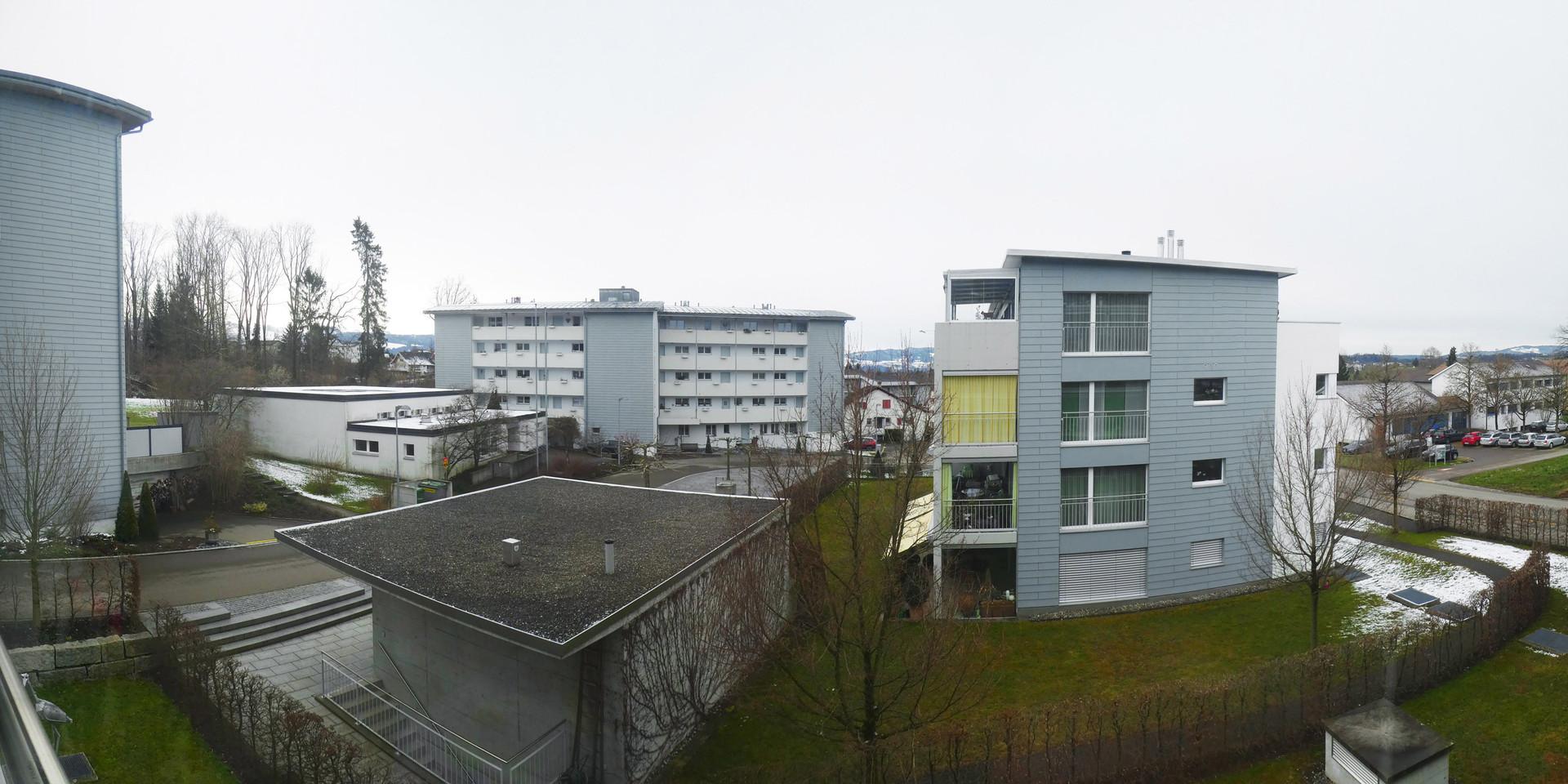 Balkonaussicht