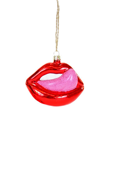 red hot ornament.
