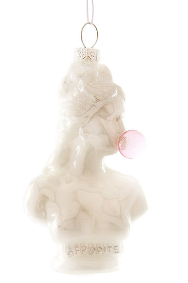 aphrodite or bust ornament.