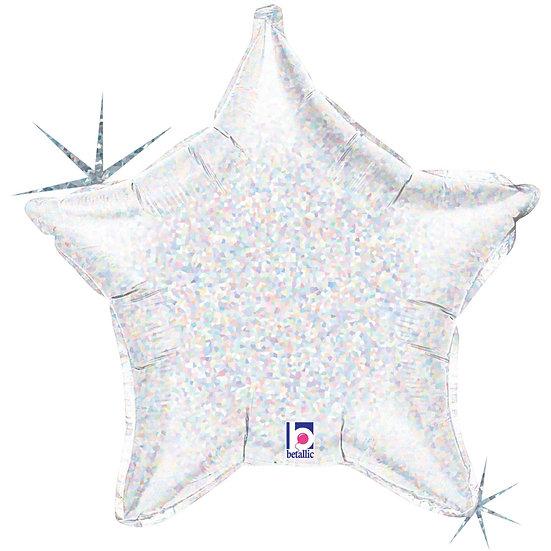 you a star, foil balloon.