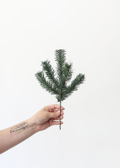 small pine picks set.