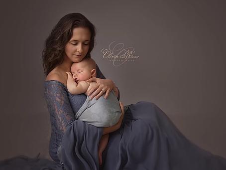 Newborn baby senses - Hertfordshire newborn baby photographer SG12