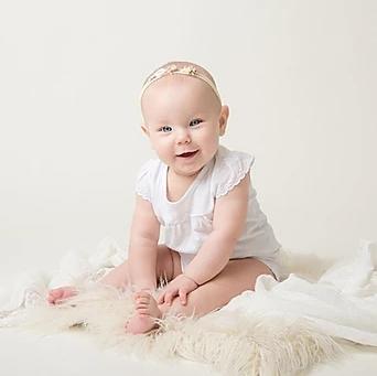 Little Olivia - Baby photographer - Hertfordshire