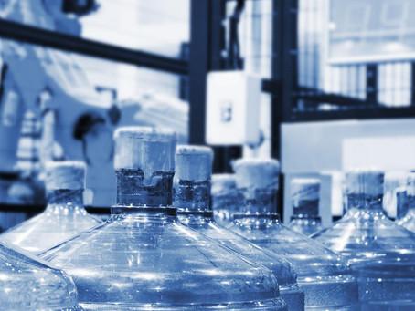 Рынок бутилированной воды в РФ