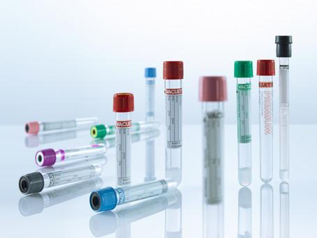 Проект: исследование рынка систем взятия крови в РФ