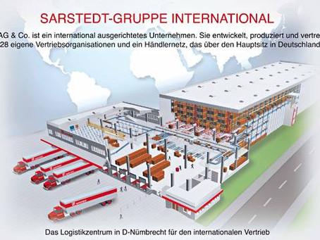 SARSTEDT AG & Co. KG начнет строительство завода по производству венозных и капиллярных систем в РФ