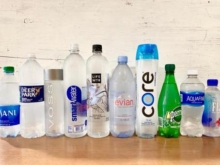 Импорт бутилированной воды в РФ в 2019 году