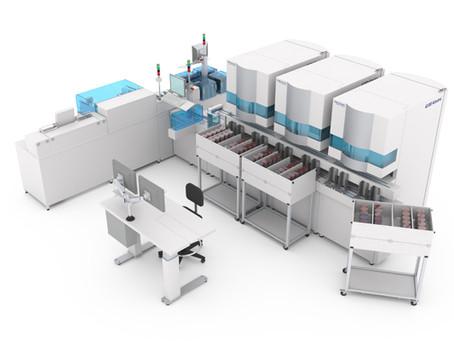 Проект: исследование рынка автоматических систем микробиологического посева