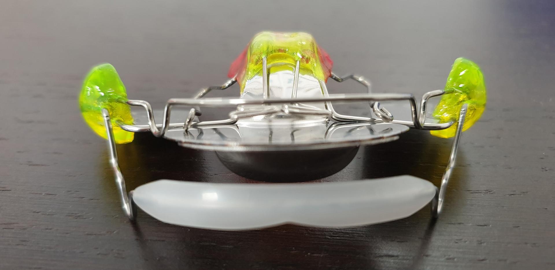 pcfm con lip bumper e piano avanzamento