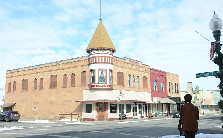 Ritzville, Gritman Building