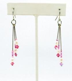 Pink Pearl Triple Drops