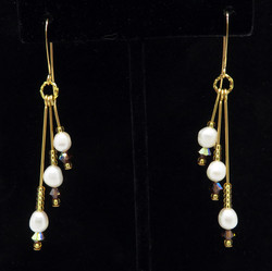 Golden Pearl Triple Drop