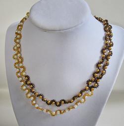Asymmetrical gold