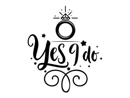 WEDDING BUCKET LIST : 8 THINGS YOU NEED TO DO BEFORE SAYING YES