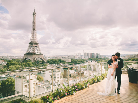 3 HOTELS TO SAY YES IN PARIS!