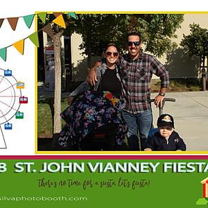 St John Vianney Annual Festival 2018