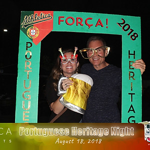 Portuguese Heritage Night 2018