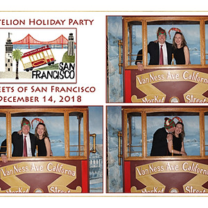 Actelion Holiday Party