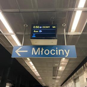 Cómo usar el transporte público en Varsovia