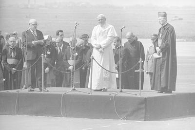 Lugares en Varsovia relacionados con Juan Pablo II