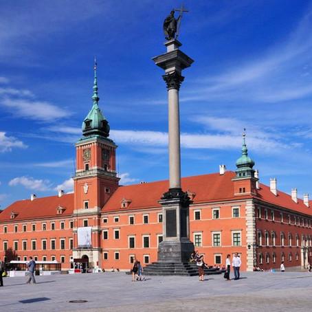 El Castillo Real de Varsovia - la residencia real más nueva de Europa