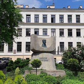 La historia de Janusz Korczak y su orfanato
