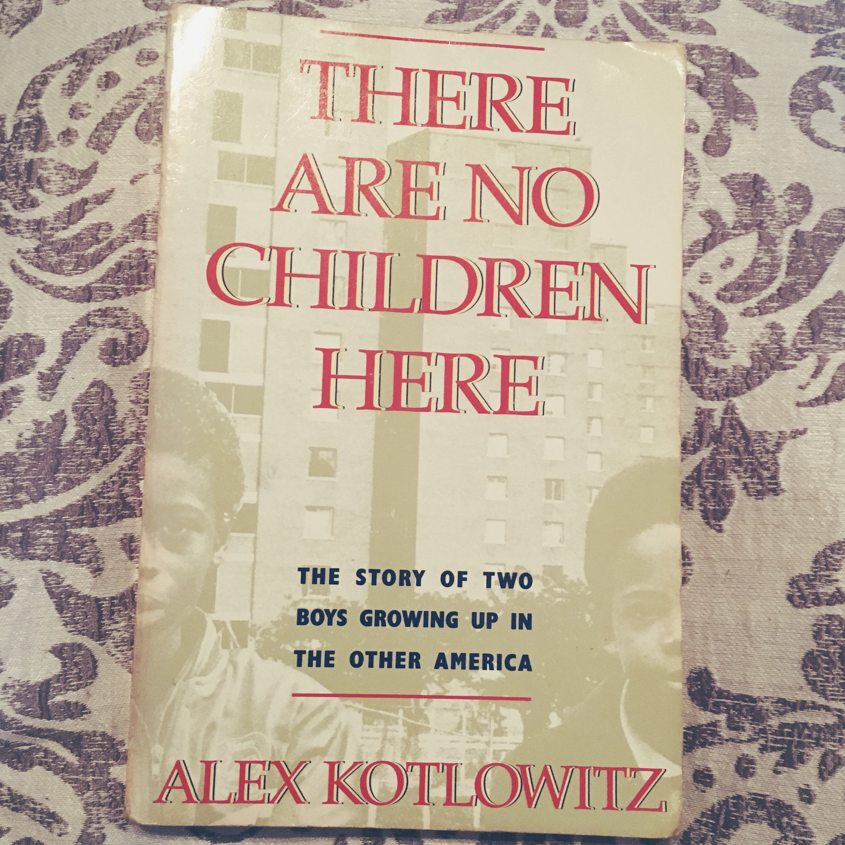 there are no children here kotlowitz