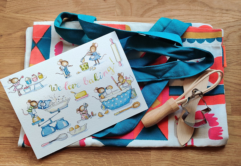 Toy Baking Gift Set