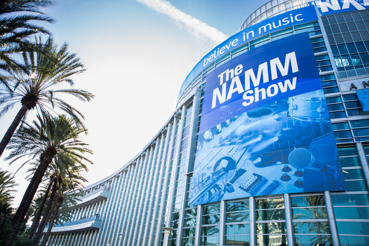 Reportage The NAMM show