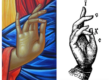 The Sign Language of Orthodox Icons | Tradition Explained