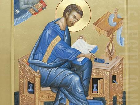 Holy Apostle and Evangelist Luke