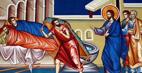 Words of Wisdom Part 12 | Reflections on the Sunday of the Paralytic