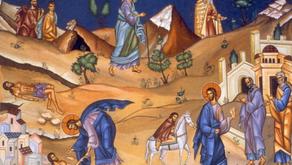 Go and Do Likewise - The Good Samaritan