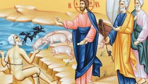 6th Sunday of Luke - Healing the Gergasene Demoniac