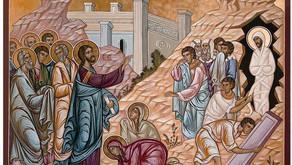Saturday of Saint Lazarus