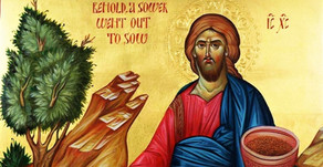 Sunday of the 7th Ecumenical Council - The Parable of the Sower