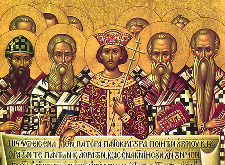 The Fathers of the First Council