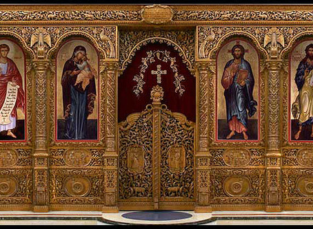The Structure of the Iconostasis | Tradition Explained
