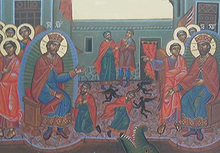 11th Sunday of Matthew